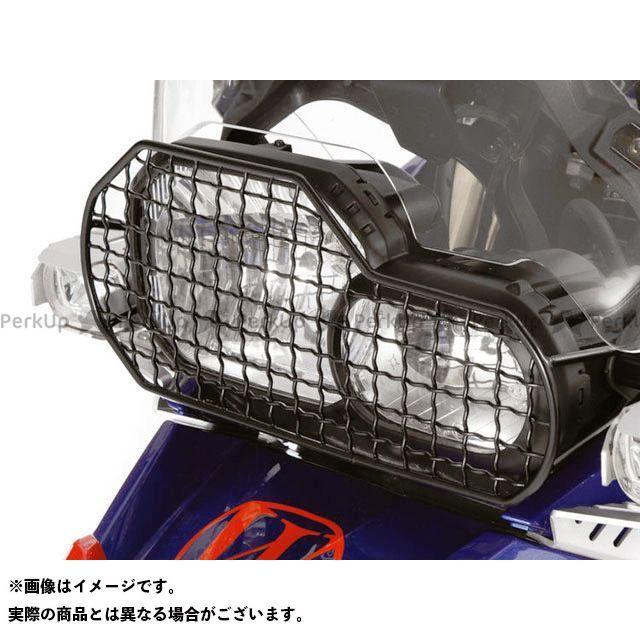 ヘプコアンドベッカー F650GS F700GS ヘッドライトグリル(ブラック) HEPCO&BECKER