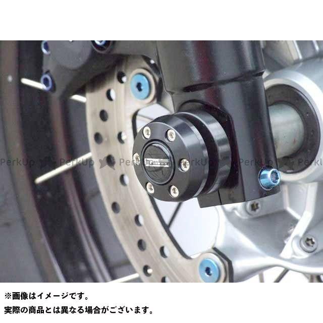 パイツマイヤー ボンネビルT100 フロントフォークスライダー X-Pad(エックスパッド) ブラック Peitzmeier