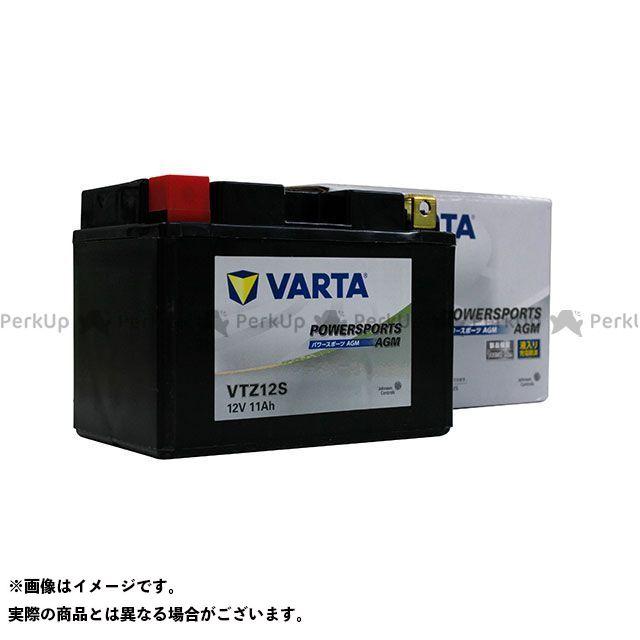 バルタ 汎用 バッテリー VTZ12S MF/液入り VARTA