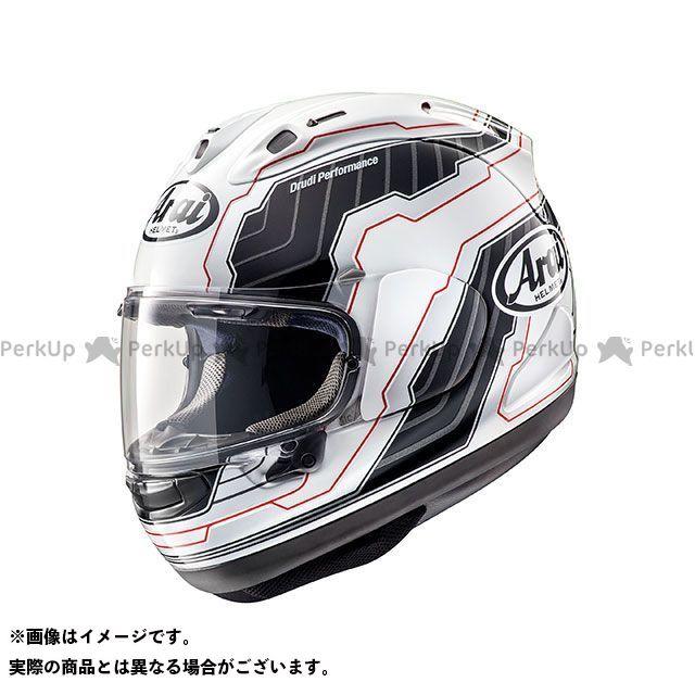 アライ ヘルメット Arai フルフェイスヘルメット RX-7X MAMOLA(マモラ) ホワイト 54cm