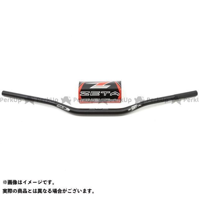 【無料雑誌付き】ジータ 汎用 SX3ハンドルバー Super-Low(ブラック) ZETA