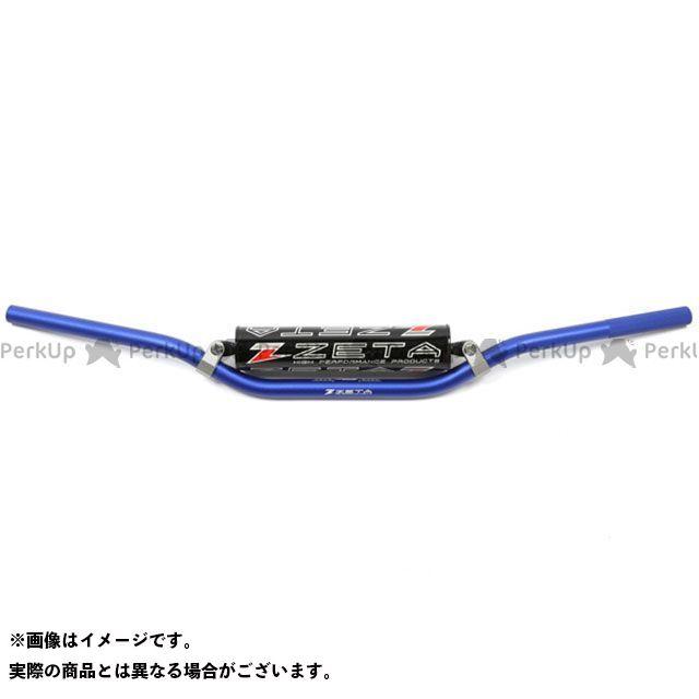 送料無料 ジータ カワサキ汎用 ホンダ汎用 ハンドル関連パーツ CXハンドルバー MX-111(ブルー)