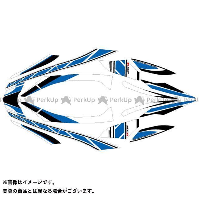 MDF トリシティ125 トリシティ155 TRICITY 125/155(17~) グラフィックキット ストロボモデル ブルータイプ コンプリートセット エムディーエフ