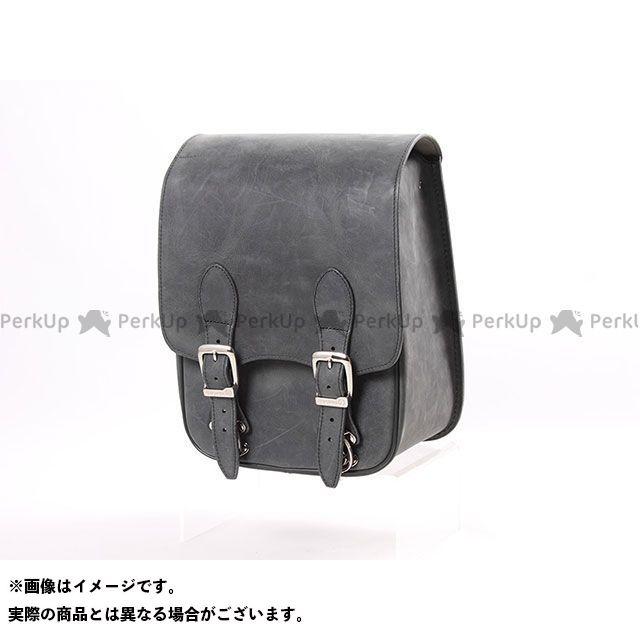 送料無料 DEGNER デグナー ツーリング用バッグ SB-70IN レザーサドルバッグ(ブラック)