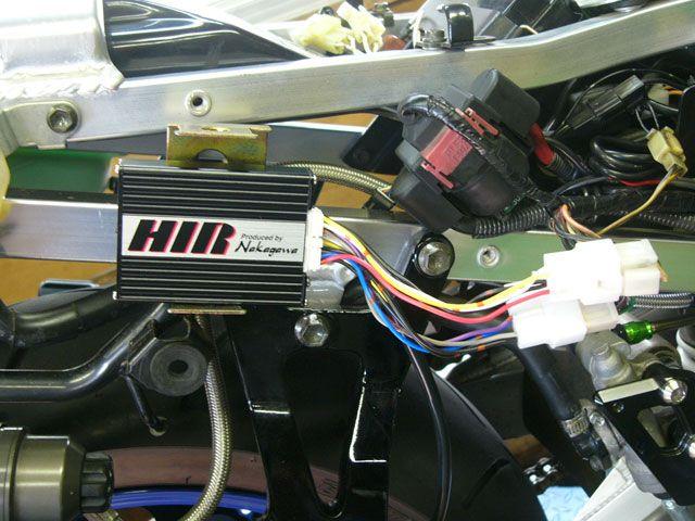 TG中川 GSX-R1100 電装スイッチ・ケーブル HIR(ハイパーイグニッションリーダー)
