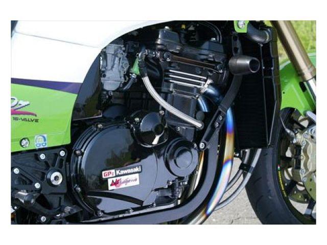 TG中川 ニンジャ1000RX ニンジャ900 その他エンジン関連パーツ ヘッドバイパスラインキット ブラックタイプ