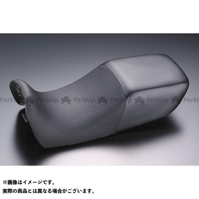 PMC GPZ750R ニンジャ900 スタイリッシュシート メッシュタイプ ピーエムシー
