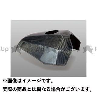 マジカルレーシング ニンジャ900 タンクカバー FRP製・黒 Magical Racing