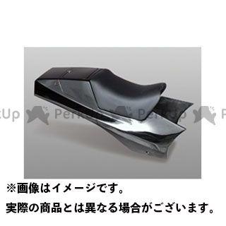 【エントリーで更にP5倍】【特価品】マジカルレーシング ニンジャ900 SPLシートキット シートクッション付(FRP製・黒) Magical Racing