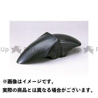 マジカルレーシング ニンジャ900 フロントフェンダーMタイプ FRP製・黒 Magical Racing