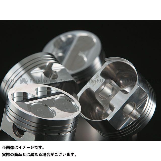 ビトーR&D ニンジャ1000RX ニンジャ900 COSWORTH アルミ鍛造ピストンキット GPZ900R φ77(排気量 1024cc / 圧縮比 12.5:1) BITO R&D