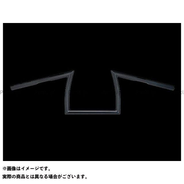 【無料雑誌付き】ビルトウェル ハーレー汎用 キーストーン XLハンドル ヘコミ無し カラー:ブラック Biltwell