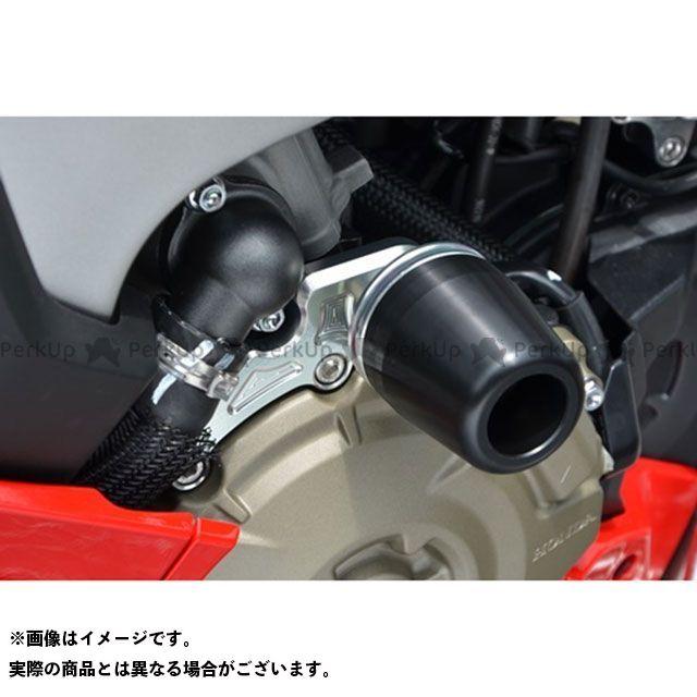アグラス CBR1000RRファイヤーブレード スライダー類 レーシングスライダー ホワイト ロゴ無