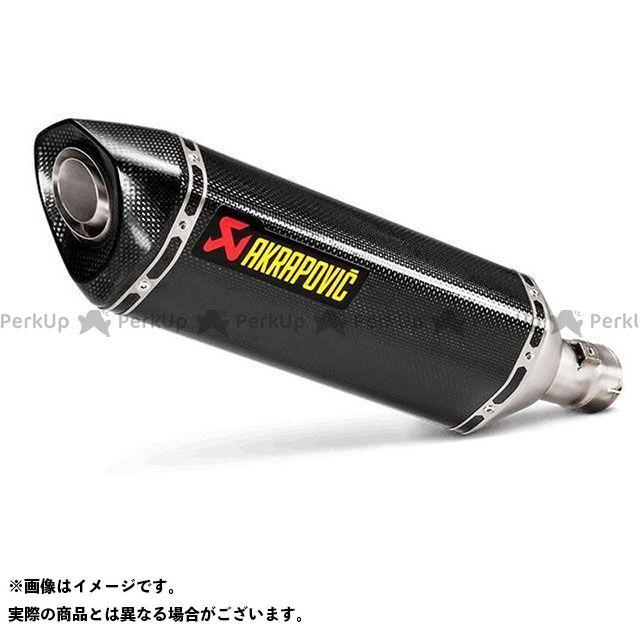 【エントリーで更にP5倍】アクラポビッチ GSX-R1000 スリップオンマフラー(カーボン) Euro4対応 AKRAPOVIC