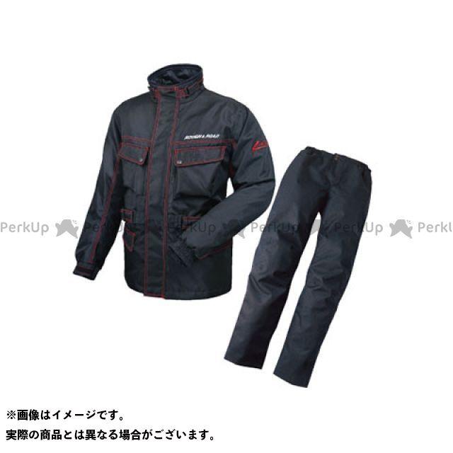 送料無料 ラフ&ロード ラフアンドロード ジャケット 2017-2018秋冬モデル RR7688 エキスパートウインタースーツ(ブラック) BM