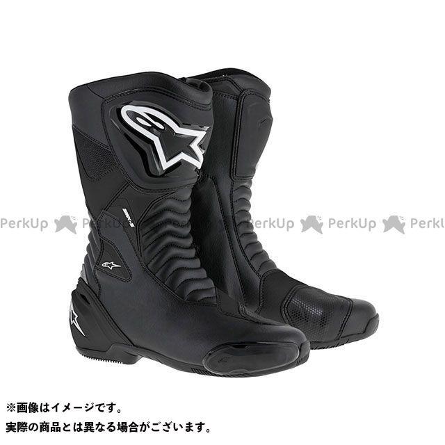 送料無料 Alpinestars アルパインスターズ ライディングブーツ SMX-S ブーツ(ブラック/ブラック) 39