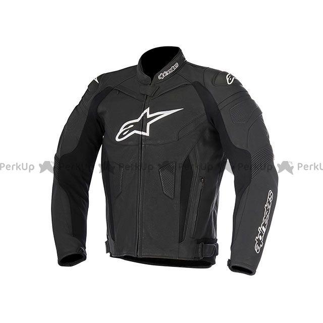 送料無料 Alpinestars アルパインスターズ ジャケット GP プラスR レザー ジャケット(ブラック) 50