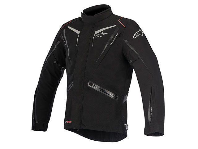 送料無料 Alpinestars アルパインスターズ ジャケット ヨコハマ ドライスター ジャケット(ブラック) XL