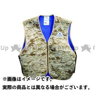 HyperKewl ハイパークール ジャケット 米国陸軍正式採用の冷却服技術 スポーツベスト(デザート・デジタル・マリーン・カモ) M