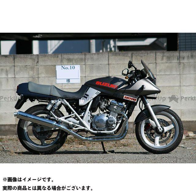 【エントリーで最大P21倍】RPM GSX250Sカタナ RPM-NEW4in2in1 フルエキゾーストマフラー アールピーエム