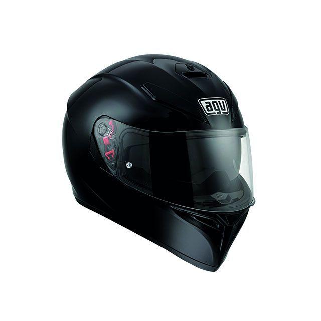 送料無料 AGV エージーブイ フルフェイスヘルメット K-3 SV SOLID BLACK M/57-58cm