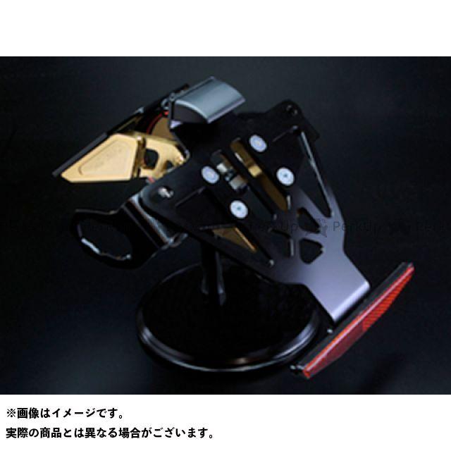 ギルドデザイン ニンジャ250SL フェンダーレスキット(ゴールド) Gild design