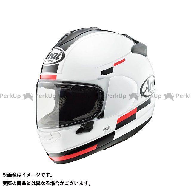 アライ ヘルメット Arai フルフェイスヘルメット 【東単オリジナル】 VECTOR-X BLAZE(ベクターX・ブレイズ) ホワイト/ブラック 57-58cm