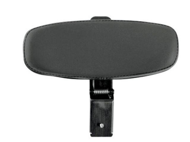送料無料 ダニーグレイ ソフテイルファミリー汎用 ツーリングファミリー汎用 タンデム用品 ビッグシート用スモールバックレスト