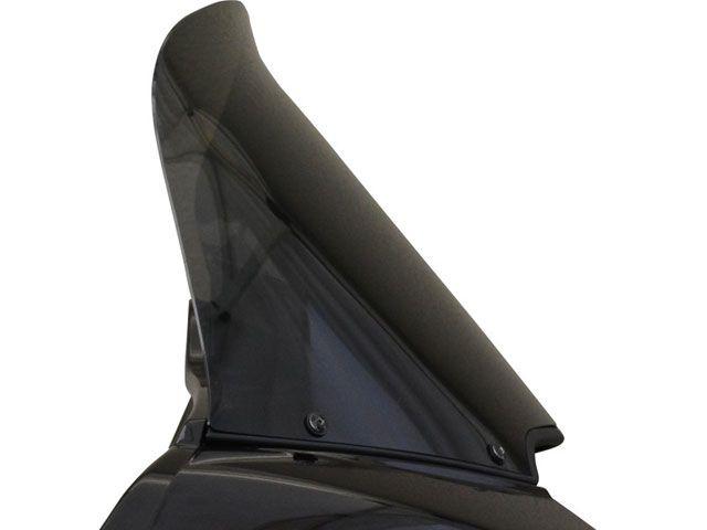 送料無料 ウインドベスト FLTRU ロードグライドウルトラ FLTRX ロードグライド スクリーン関連パーツ ウインドシールド 14インチ(ダークスモーク)