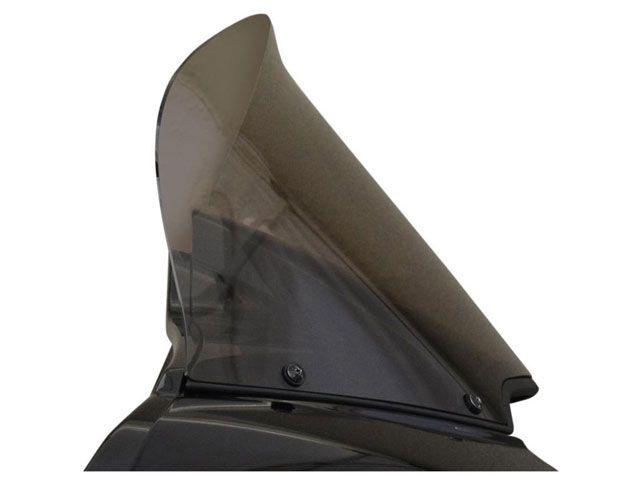 ウインドベスト FLTRU ロードグライドウルトラ FLTRX ロードグライド スクリーン関連パーツ ウインドシールド 12インチ(ライトスモーク)