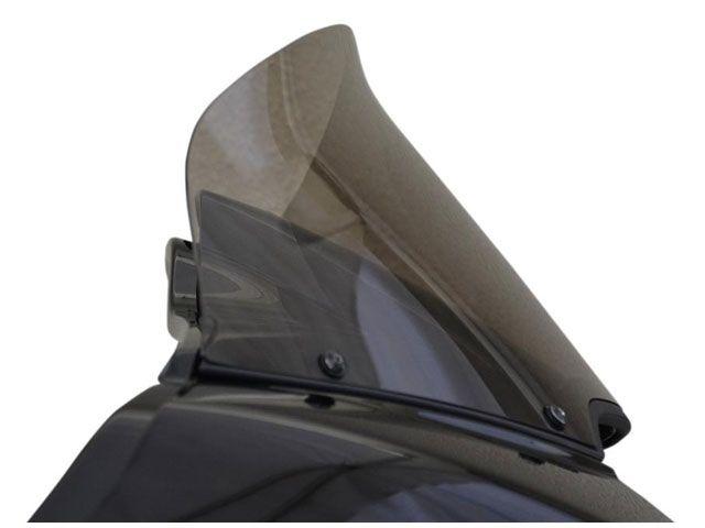 送料無料 ウインドベスト FLTRU ロードグライドウルトラ FLTRX ロードグライド スクリーン関連パーツ ウインドシールド 10インチ(ライトスモーク)