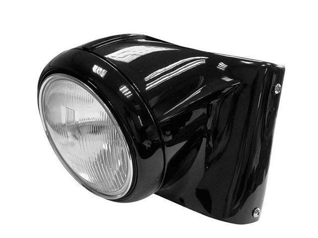 バイカーズチョイス BIKERS CHOICE ヘッドライト・バルブ ヘッドライト ナセル キット(ブラック)