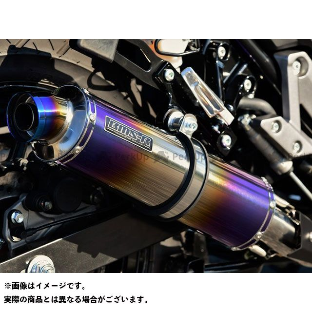 BMS Vストローム250 R-EVO スリップオンマフラー ヒートチタン 政府認証 BMS RACING FACTORY