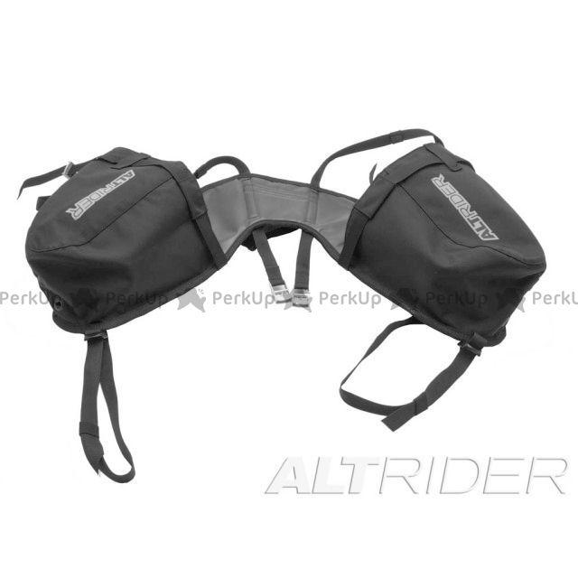 送料無料 アルトライダー ALTRIDER ツーリング用バッグ ヘミスフィア サドルバッグ ホルスターシステム