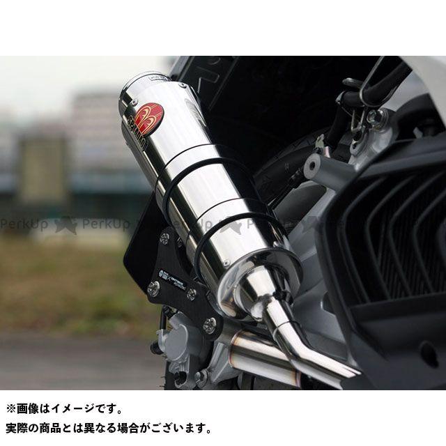 SP忠男 マジェスティS POWERBOX FULL R SUS スペシャルパーツタダオ