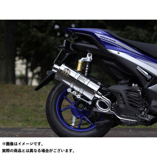 SP忠男 エアロX NVX 125 PURE SPORT SilentVersion SUS スペシャルパーツタダオ