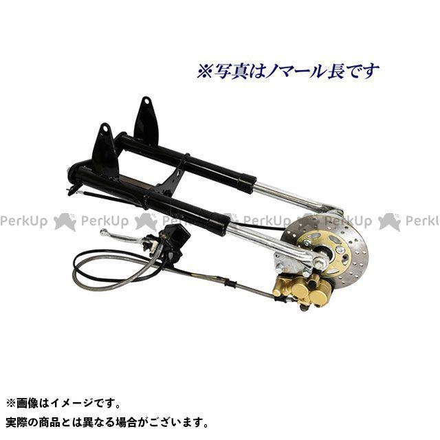 田中商会 モンキー モンキー用 ノーマルルックフロントフォークキット(ディスク仕様)440mm(ショート) タナカショウカイ