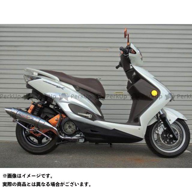 ベリアル シグナスX Nexus(ネクサス)S マフラー