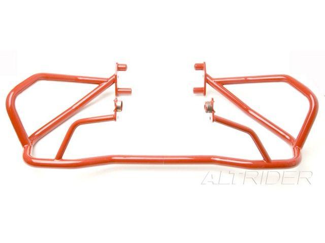 送料無料 アルトライダー R1200GS その他フレーム関連パーツ クラッシュバー BMW R 1200 GS(03-12) レッド