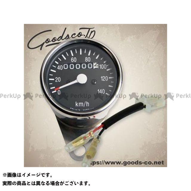 グッズ 250TR サイドマウントメーターキット φ60 トリップ無し 250TR(~06) GOODS