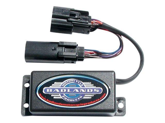 バッドランズ FLHX ストリートグライド FLTRX ロードグライド その他電装パーツ ウインカー イコライザー3
