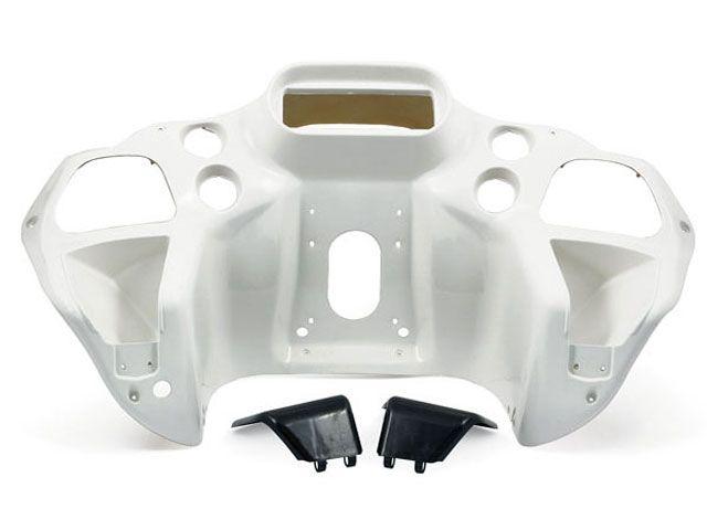 送料無料 モーターサイクルストアハウス FLTR ロードグライド カウル・エアロ Double G Baggers インナーフェアリング(グローブボックスドア付き)