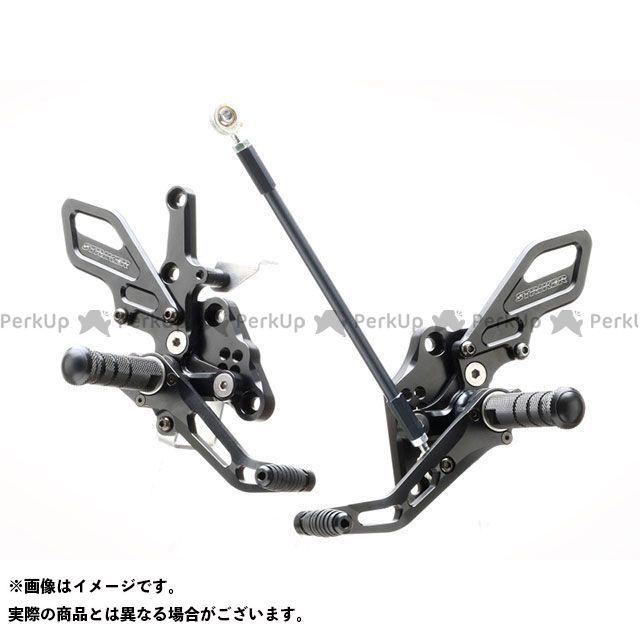 ストライカー MT-07 スペシャルステップキット(ブラック) STRIKER