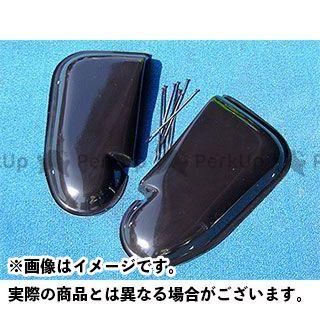 プレジャー W400 W650 W800 ウインドプロテクター(ブラックゲル) PLEASURE