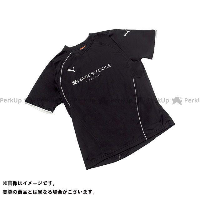 PBスイスツールズ 2751-BK PBスイスツール プーマTシャツ(ブラック) サイズ:S PBSWISSTOOLS