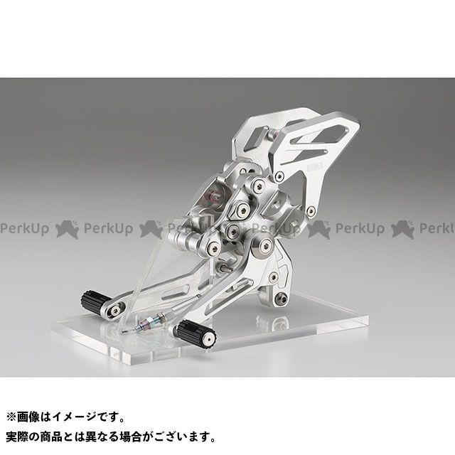 【特価品】アエラ R1200R R1200RS ライディングステップキット BMW R1200R/RS カラー:ホワイト AELLA