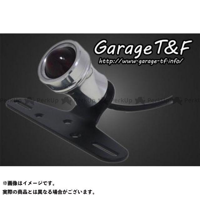 ガレージT&F 汎用 ルークテールランプ(Face-1) ポリッシュ ガレージティーアンドエフ