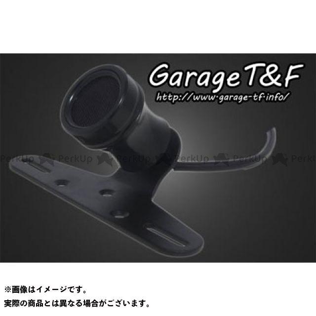 ガレージT&F 汎用 ルークテールランプ(Face-2) ブラック ガレージティーアンドエフ