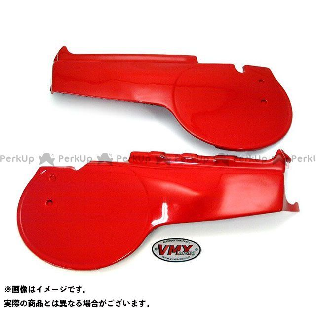VMX CR125R 1980 CR125 サイドパネルセット(レッド) VMX RACING