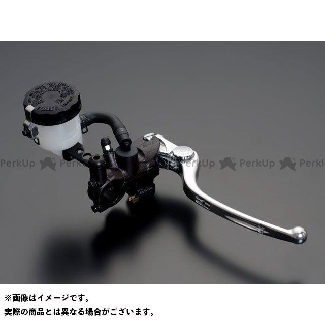 アドバンテージ 汎用 ADVANTAGE NISSIN 鋳造ラジアルブレーキマスターφ19 φ3/4 鋳造 ブラウン/シルバー ADVANTAGE